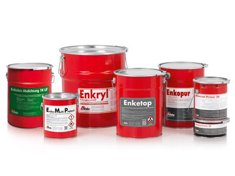Produkty firmy Enke